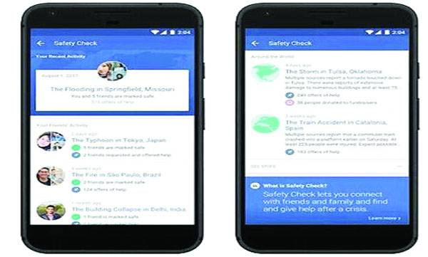 tech-news-fb-notification-on-the-safety-of-family