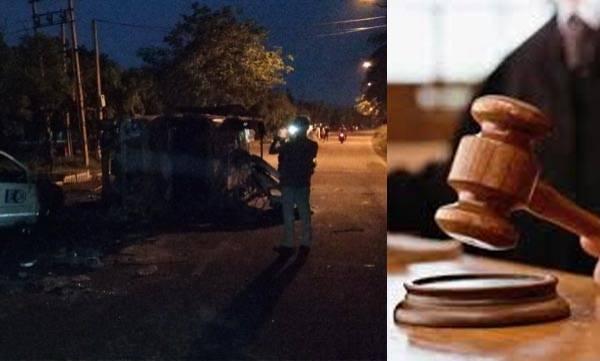 Judge,  Convicted, Ram Rahim