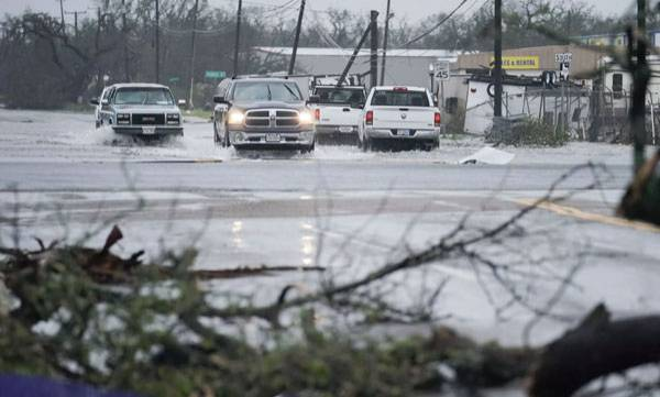 Harvey, Natural disaster, USA