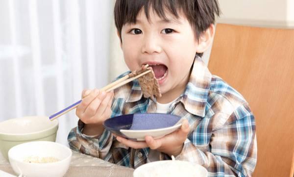 Japanese Children, Healthiest children