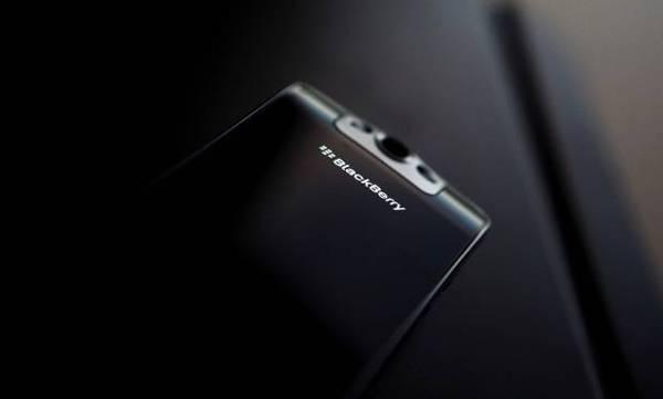 BlackBerry, waterproof phone