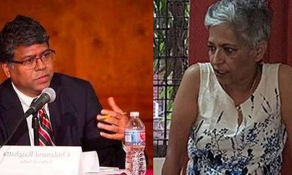 Gauri Lankesh,  My first love,  Chidanand Rajghatta