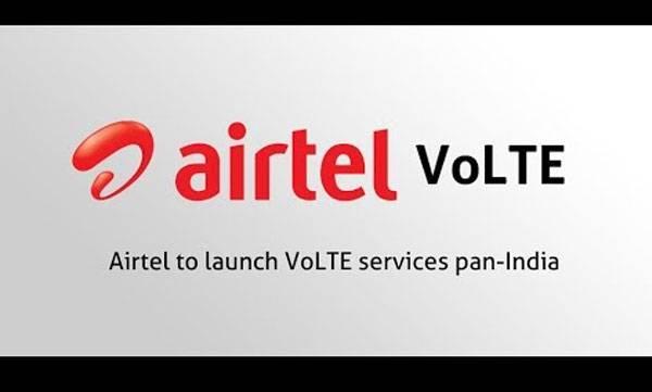 Airtel, 4G VoLTE