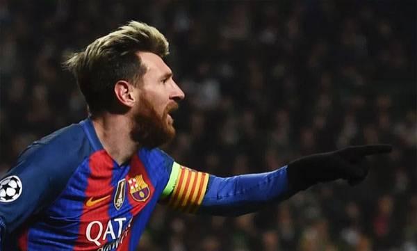Lionel Messi, Barcelona, Juventus, revenge