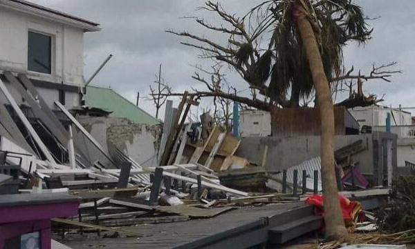 170 indians, evacuations, Sint Maarten