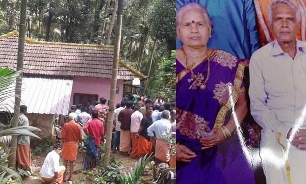 Palakkad twin murder , Illicit relation