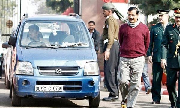 Delhi CM, Arvind Kejriwal