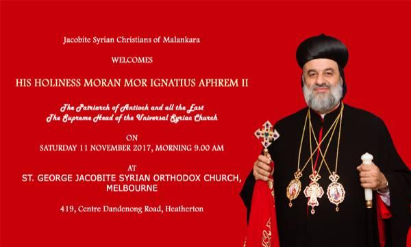 australia-holy-apostolic-visit-to-the-holy-apostolic-church-in-melbourine