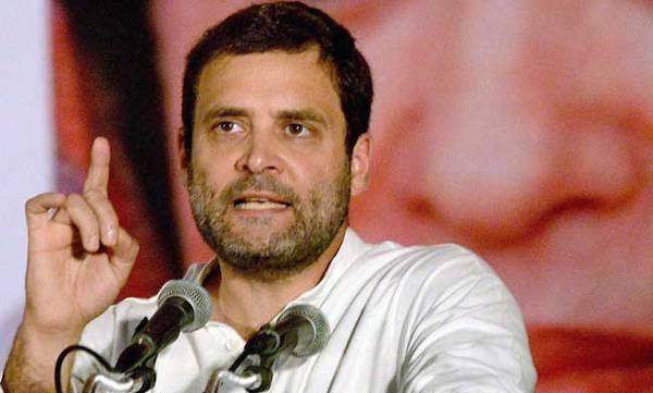 Rahul Gandhi, Note ban