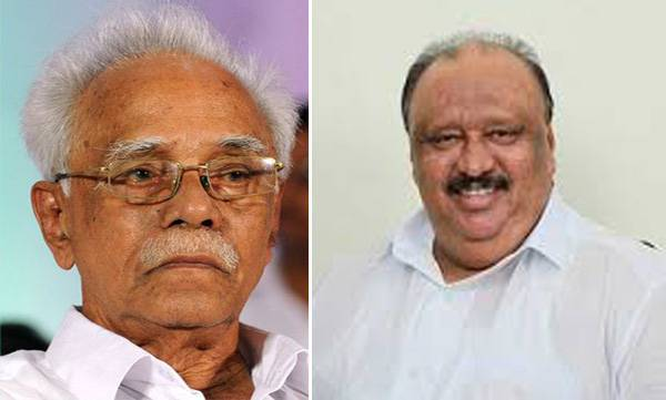 NCP,Thomas Chandy