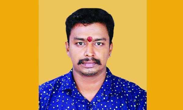 RSS worker, Guruvayur, Three. arrest