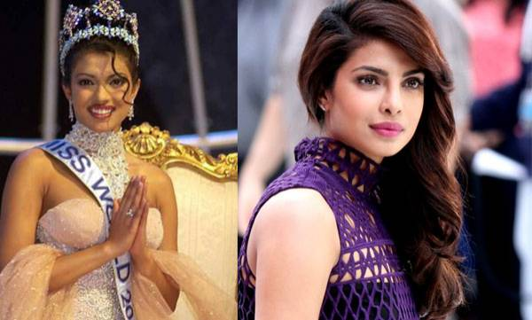 Beauty pageant Competition, Priyanka chopra