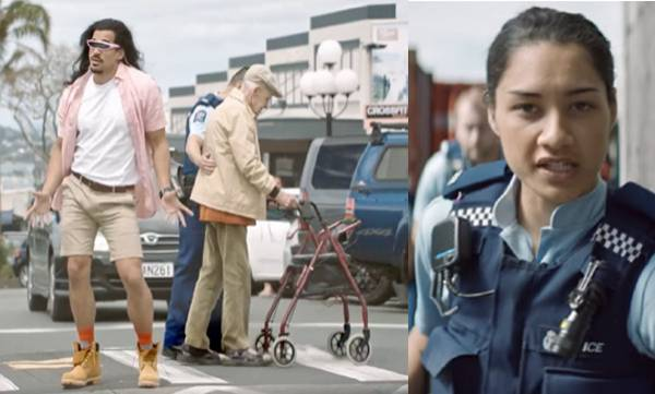 New Zealand police, Recruitment video