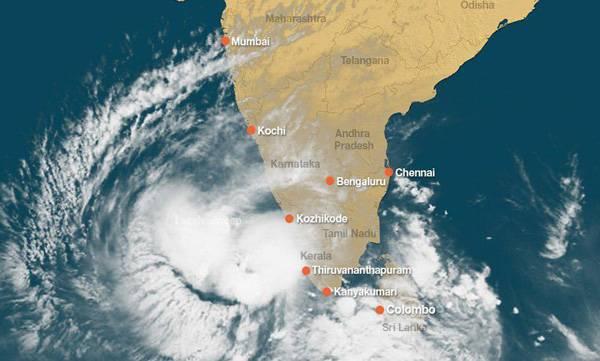 OKHI cyclone
