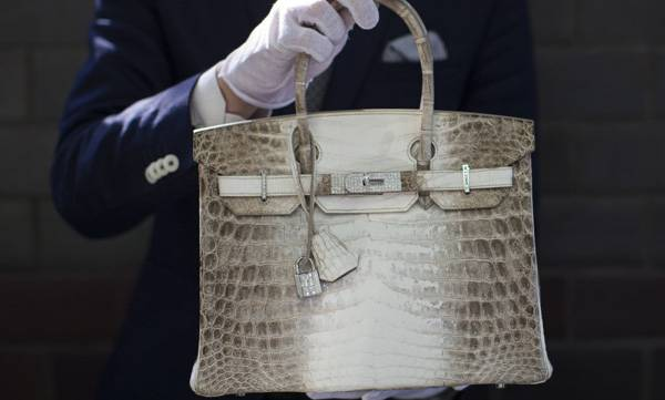 Most expensive hand bag in world