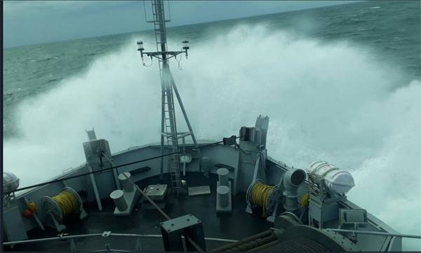 Ockhi cyclone
