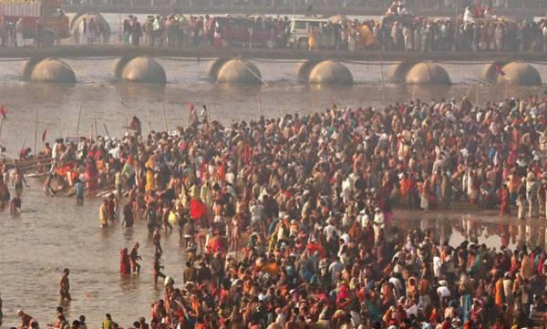 Kumbh Mela,   UNESCO, Iintangible status