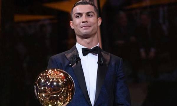 Ballon d'Or 2017, Cristiano Ronaldo