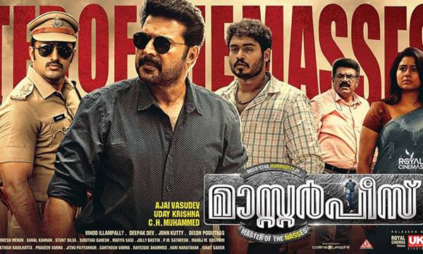 Masterpiece review, mammooty
