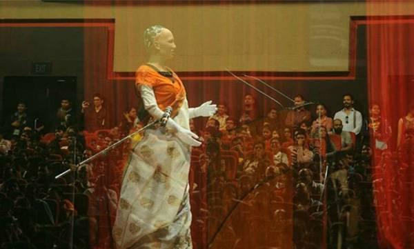Humanoid Robot 'Sophia