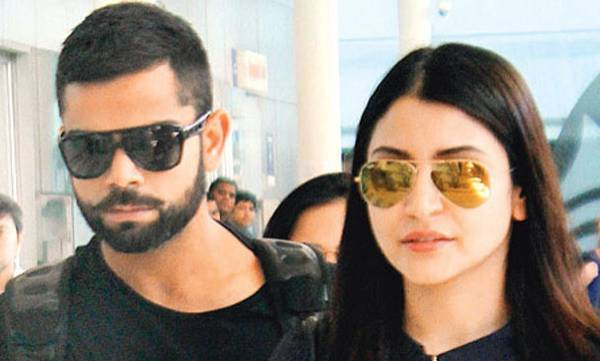 virat kohili, anushka, social media