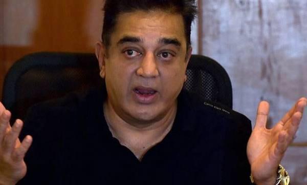 RK Nagar bypoll, Kamal Hassan