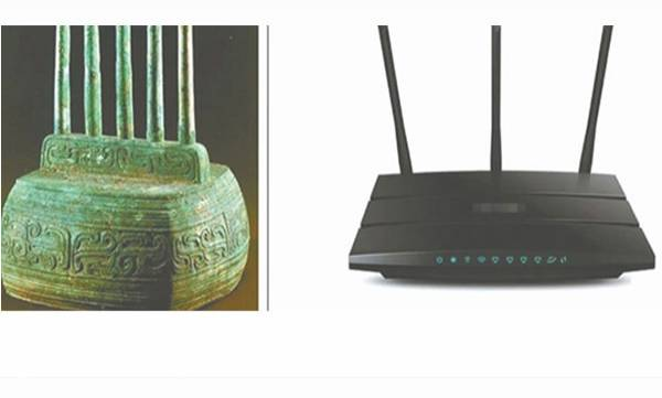 Wifi modem, Antique thing,China