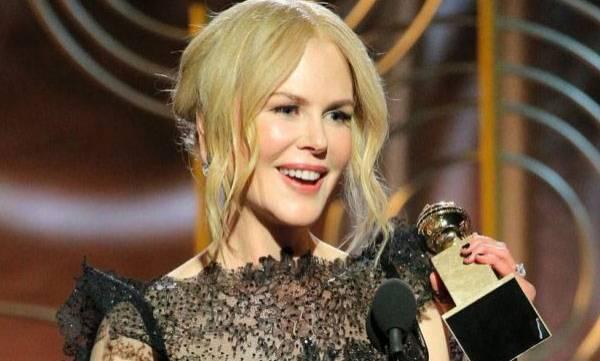Golden Globes, Nicole Kidman, Dern