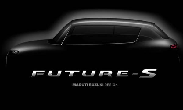 maruti, future s, compact suv