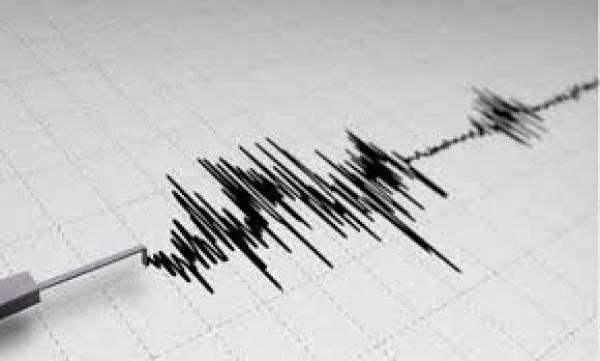 Earthquake, Honduras coast, USGS