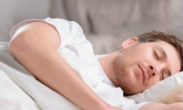 sleeping, healthier diet, study