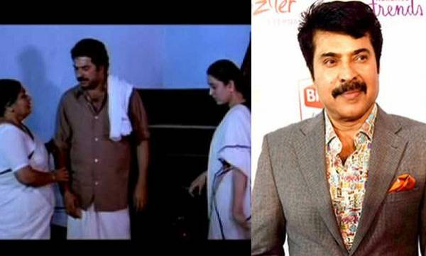 Mammootty,  Valsalyam movie