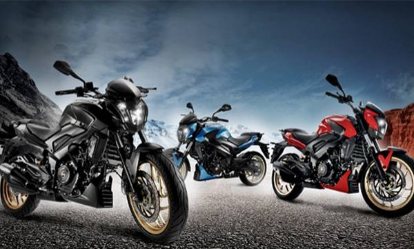 bajaj dominar, new colour