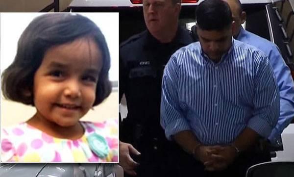 Sherin Mathews, Wesly mathew,  Murder Charge