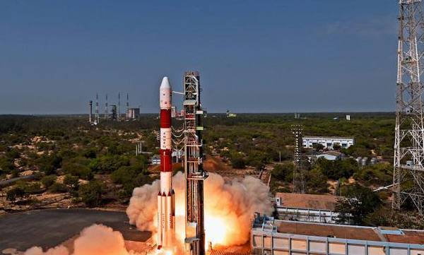Pakistan, ISRO, Satellite launch