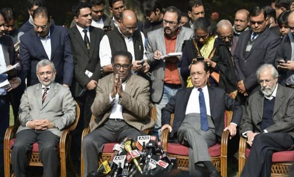 Judicial crisis, Justice KG Balakrishnan
