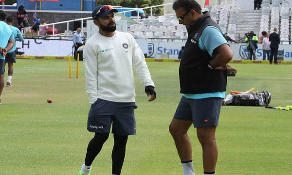 India vs South Africa, 2nd Test, Virat Kohli