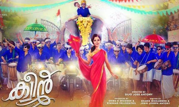 malayalam movie queen review