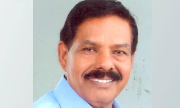 Chengannur MLA, K.K. Ramachandran nair