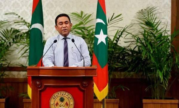 Amid Crisis, Maldives,  India