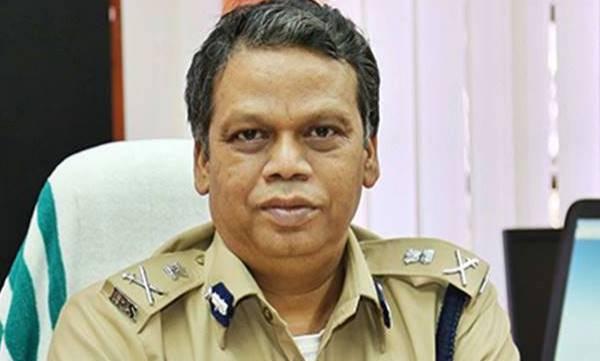 DGP Loknath behra,Vigilance director