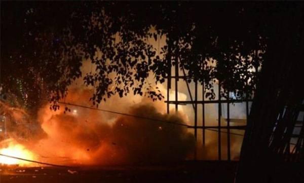 fireworks tragedy in Kerala