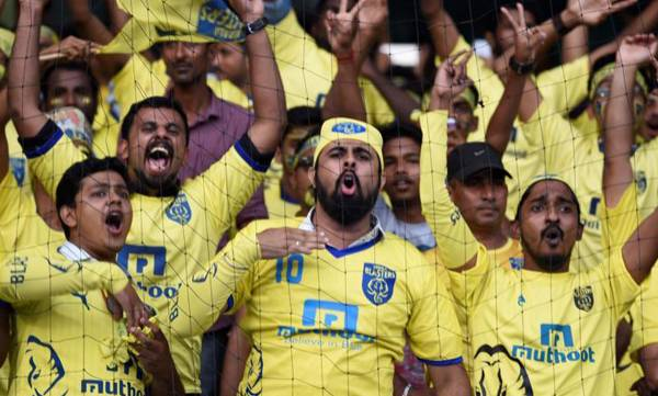 attack, kerala blasters, official page