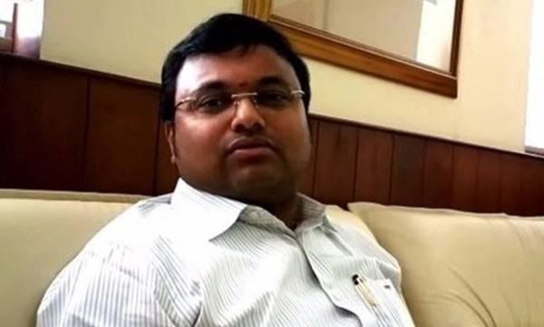 Karthi Chidambaram, INX media