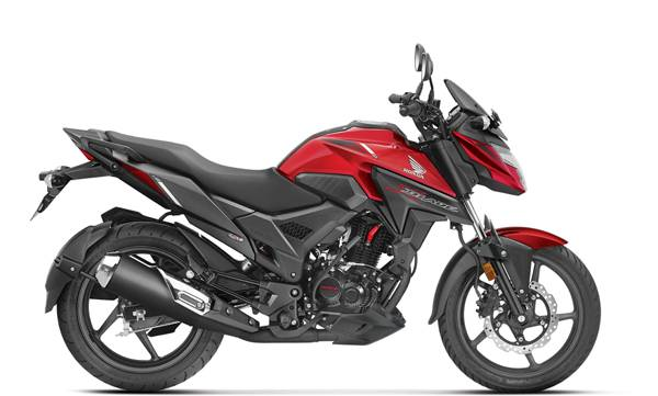 honda, sporty motorcycle, x-blade