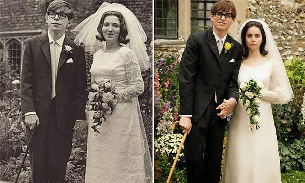 Stephen hawking and ex-wife