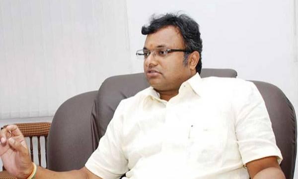 Karthi Chidambaram, INX Media case
