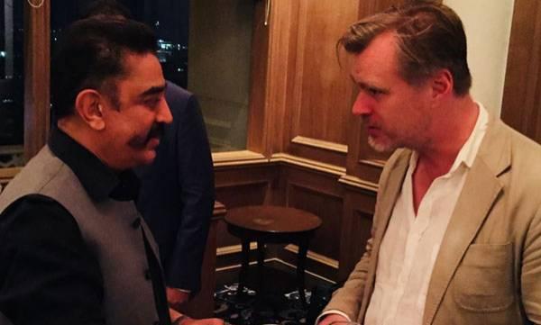 Christopher Nolan, Kamal Hassan