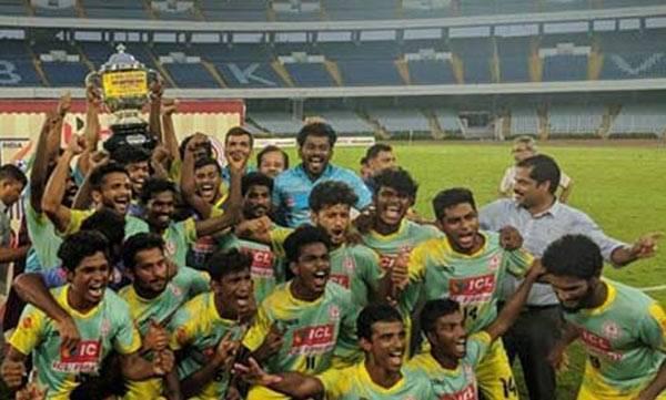 Satheevan Balan, Santhosh trophy team
