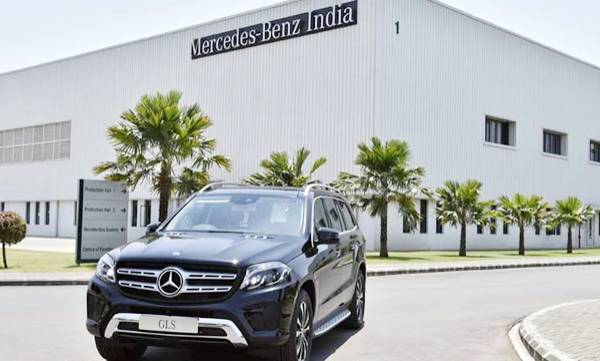 Mercedes-Benz GLS Grand Edition Launched In India, Priced At ? 86.90 Lakh